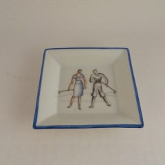 Gio Ponti Ceramic Golf Pin Dish for Richard Ginori  #1