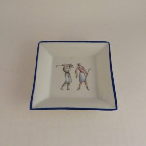 Gio Ponti Ceramic Golf Pin Dish for Richard Ginori  #2