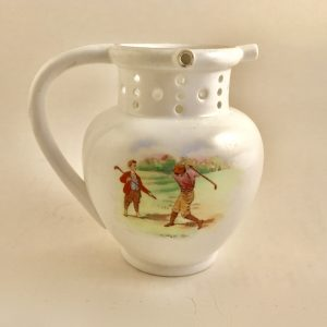 Foley Golf China Puzzle Jug